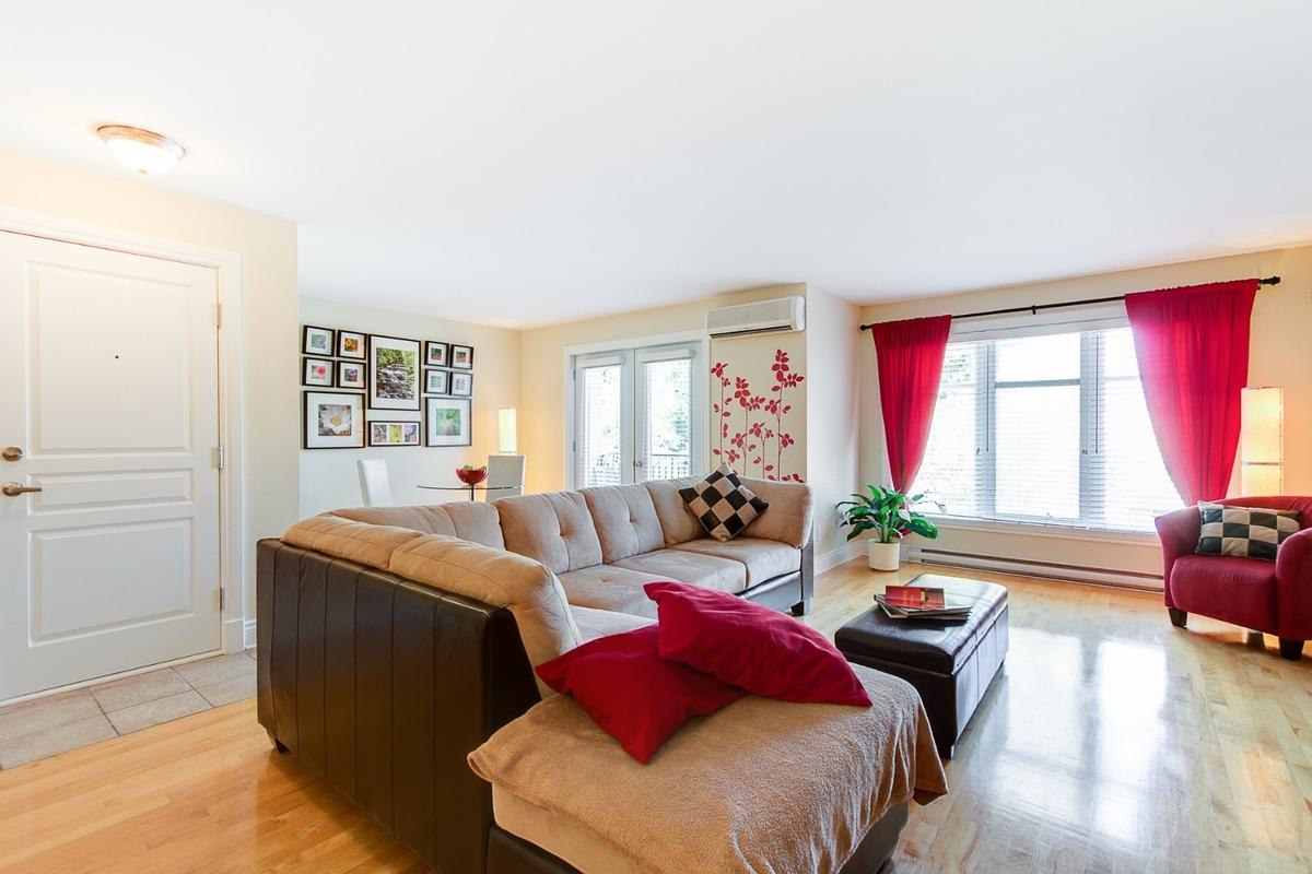 Condo à vendre Montréal Rosemont / La Petite Patrie - Salon