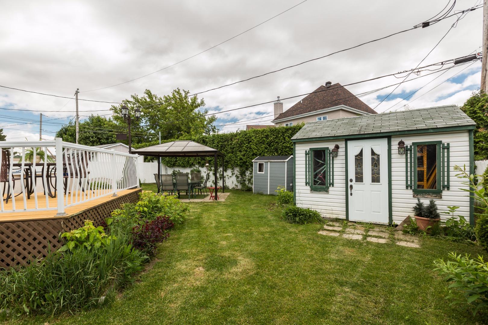 Maison à vendre Mercier - 27, rue Côté