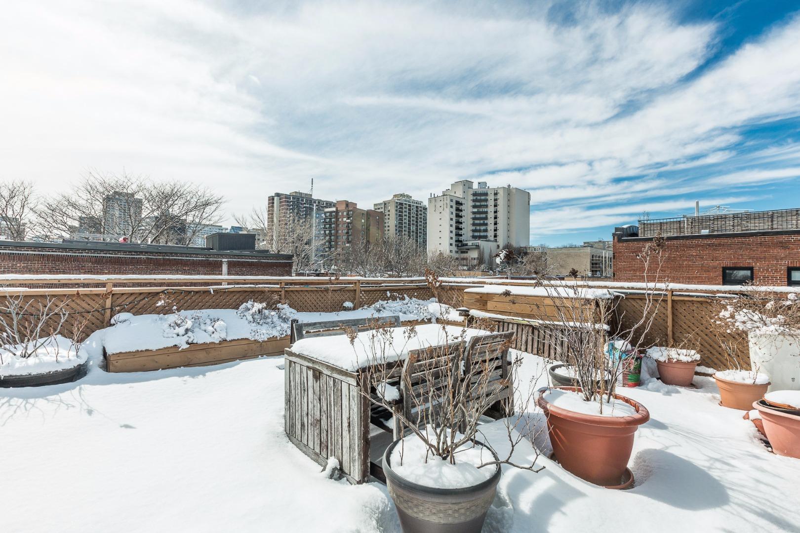 Condo à vendre Montréal - 2065 rue Beaudry