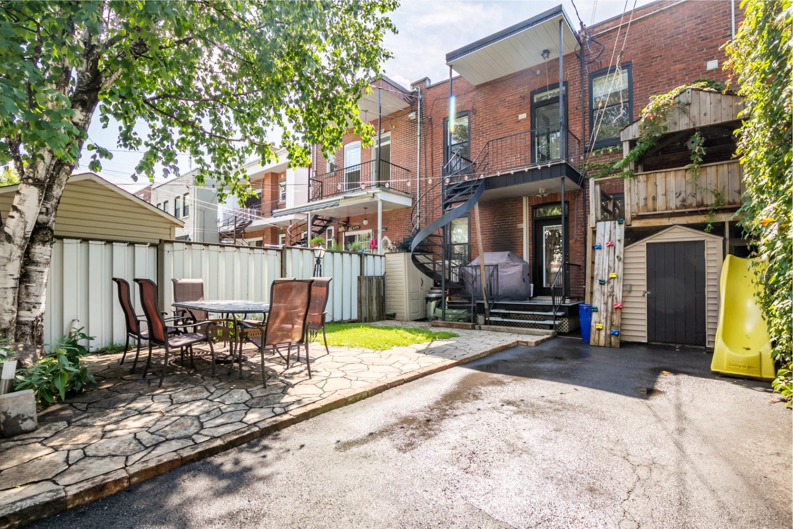Appartement à louer Rosemont - 6403, rue de Bordeaux 21