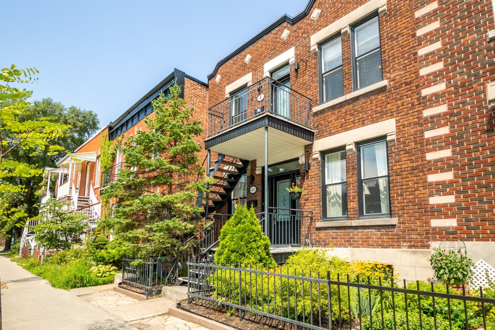 Appartement à louer Rosemont - 6403, rue de Bordeaux 2