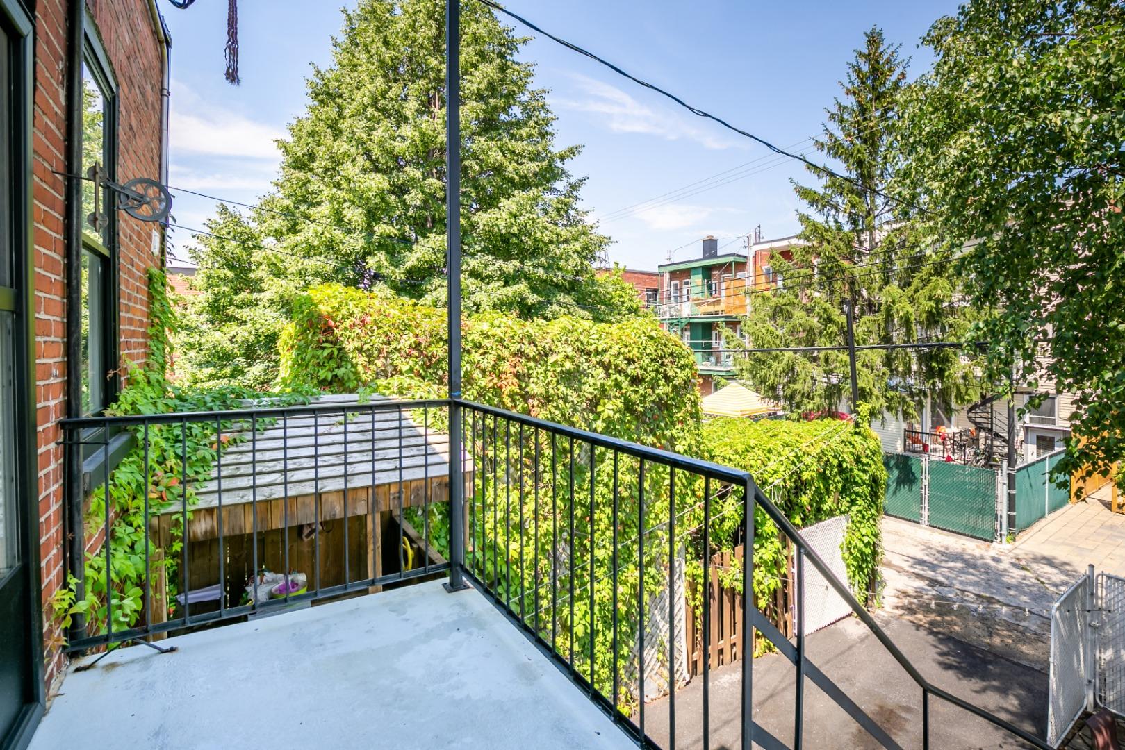 Appartement à louer Rosemont - 6403, rue de Bordeaux 20