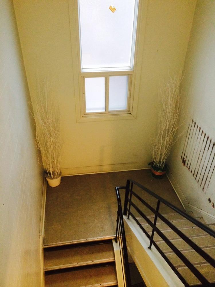 Escalier intérieur - 6 Plex à vendre Rosemont / La Petite Patrie