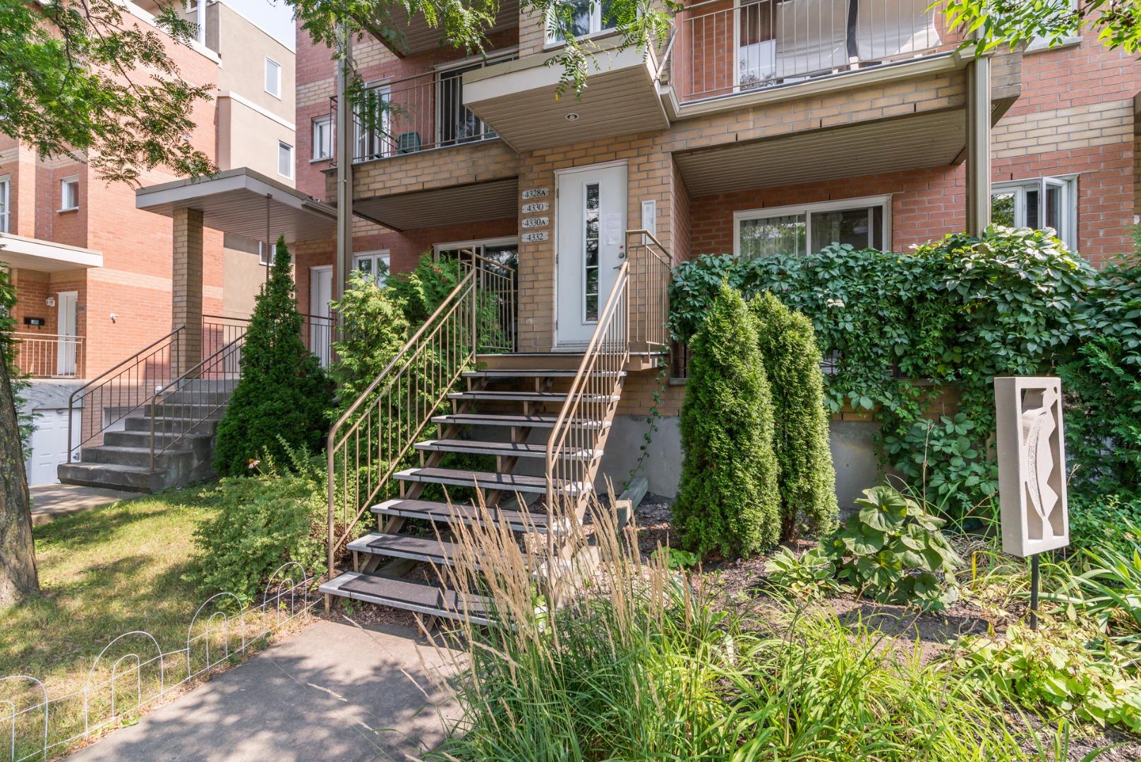 Condo à vendre Montréal - 4330A, Av. Pierre de Coubertin