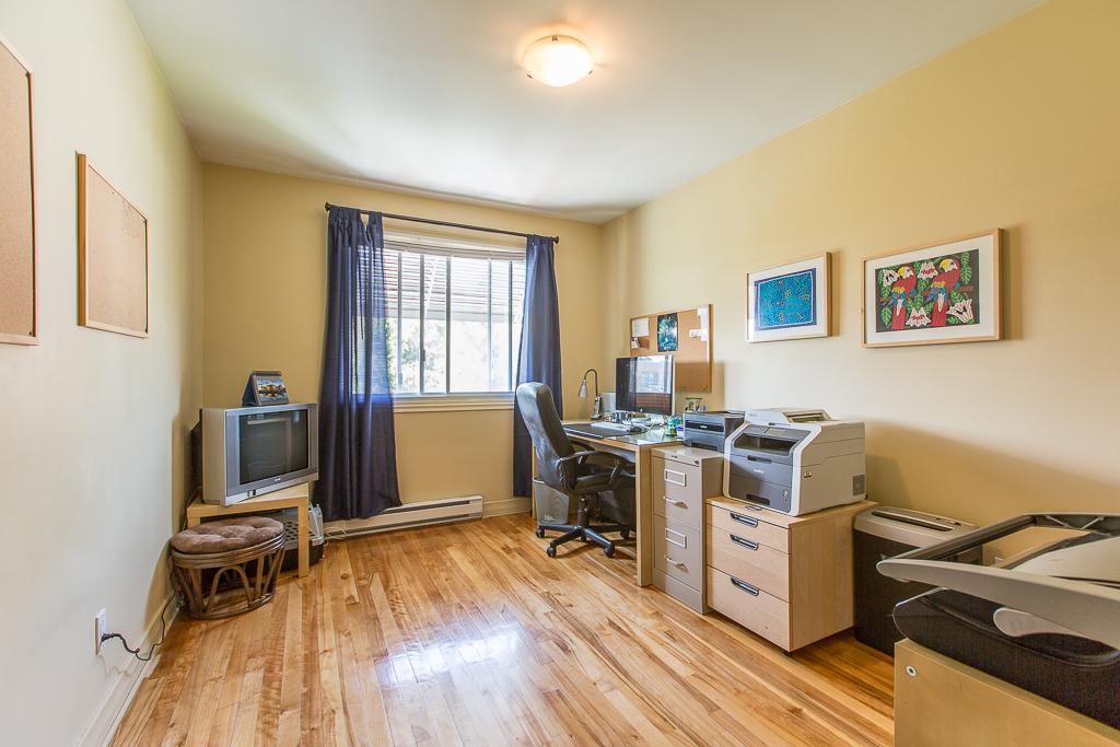 Maison à vendre Montréal Mercier / Hochelaga-Maisonneuve - Chambre à coucher ou bureau