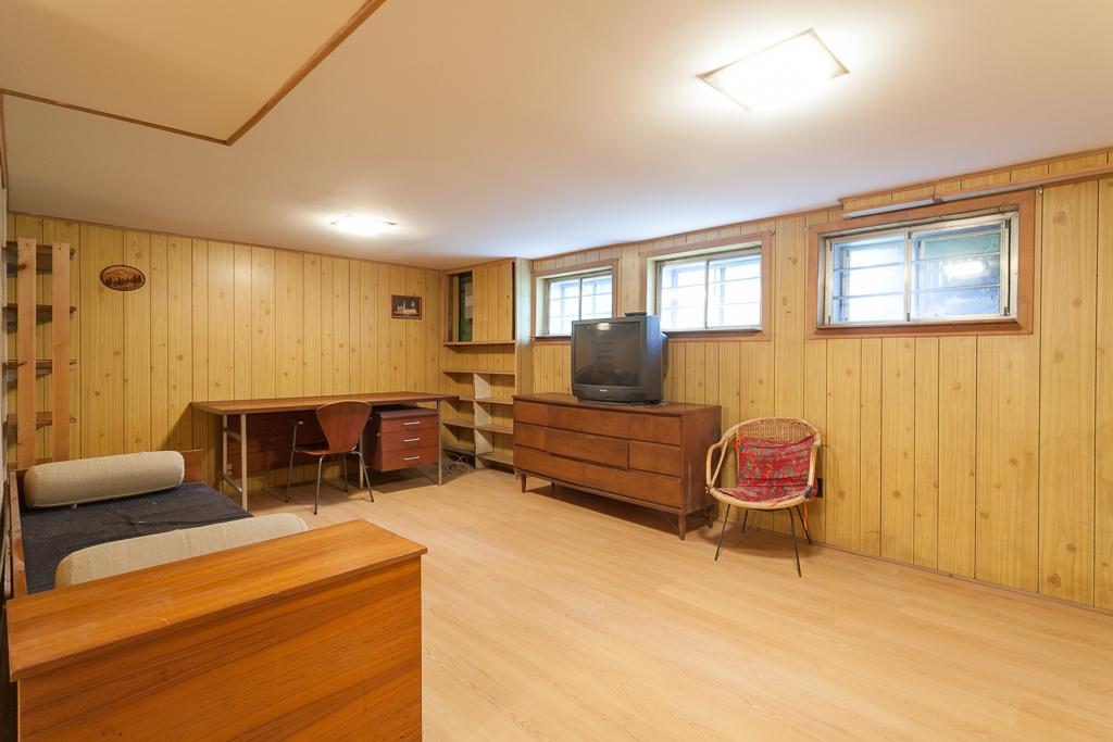 Salle familiale - Maison à vendre Ville Mont-Royal