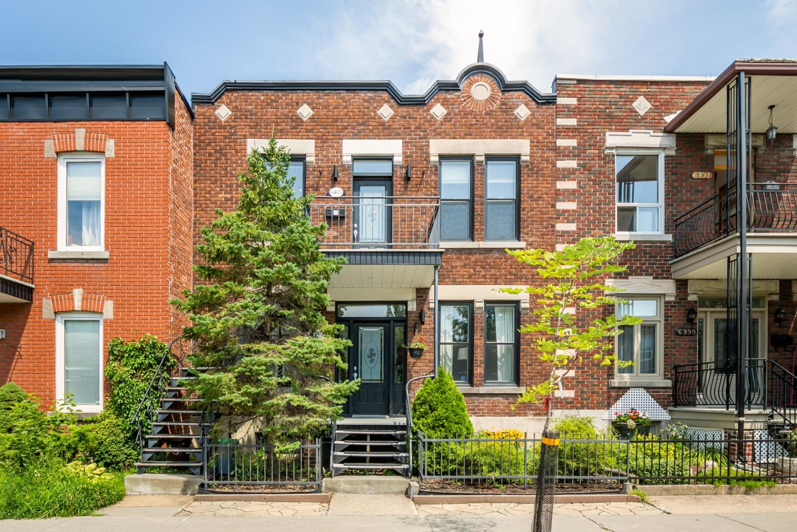 Appartement à louer Rosemont - 6403, rue de Bordeaux 1