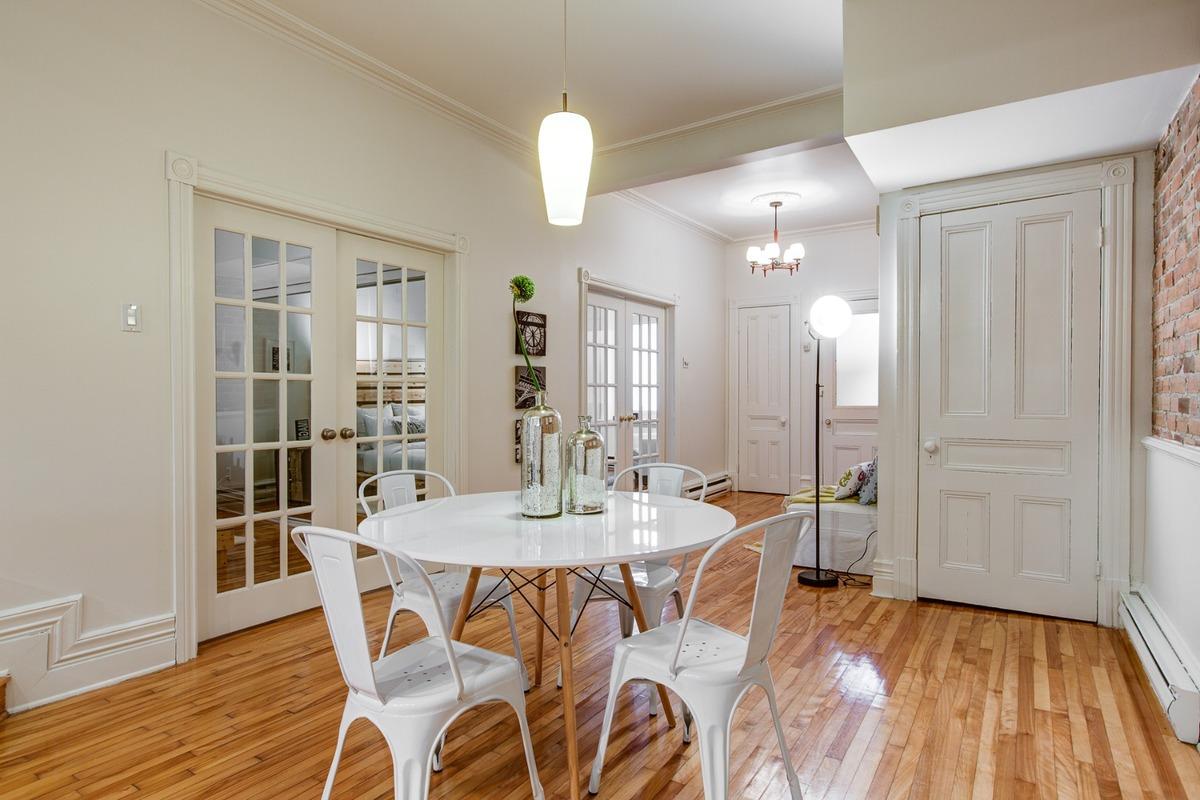 Condo à vendre Montréal Le Plateau Mont-Royal - Salle à manger