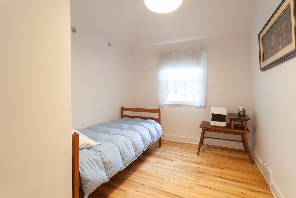 Chambre à coucher - Maison à vendre Ville Mont-Royal