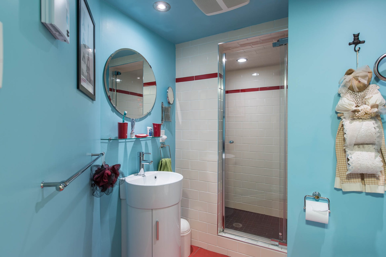 Triplex à vendre Montréal Rosemont / La Petite Patrie - Salle de bain