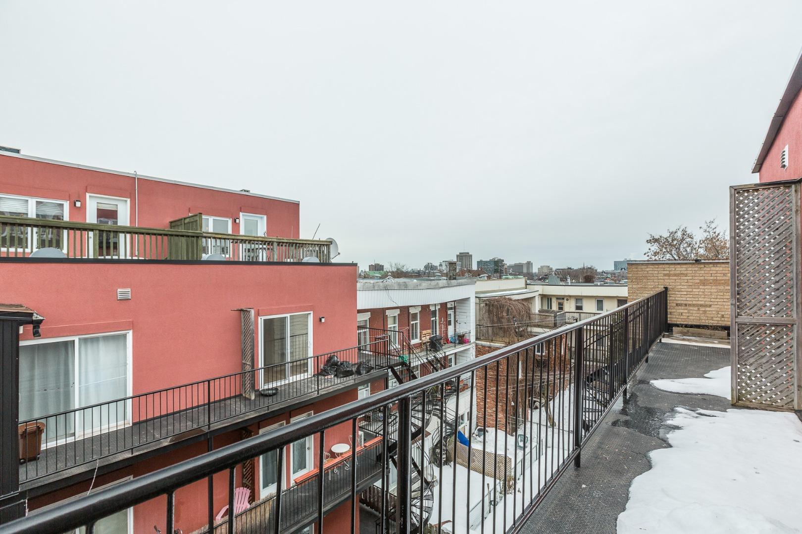 Condo à vendre Montréal - 4169, Av. Coloniale