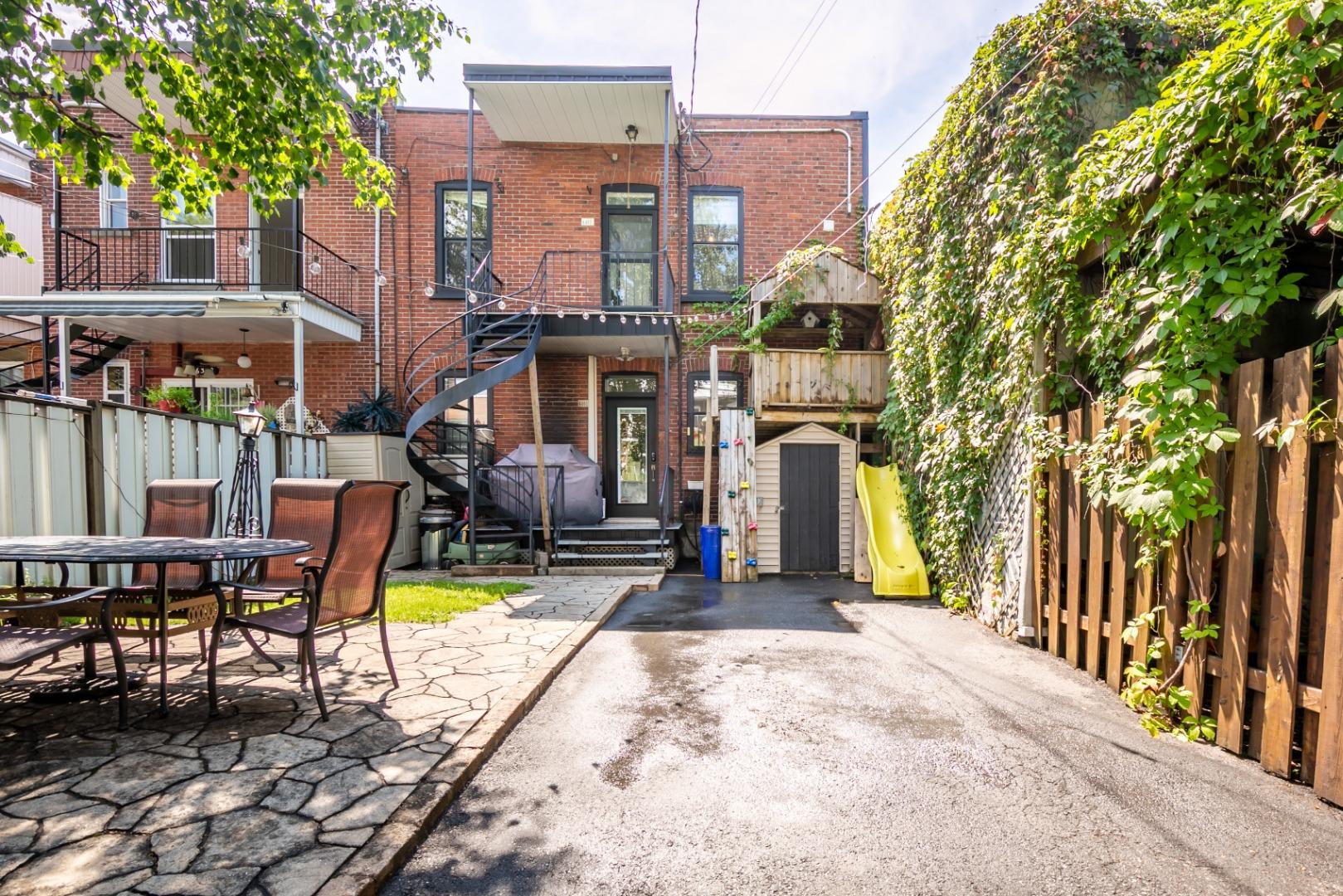 Appartement à louer Rosemont - 6403, rue de Bordeaux 22