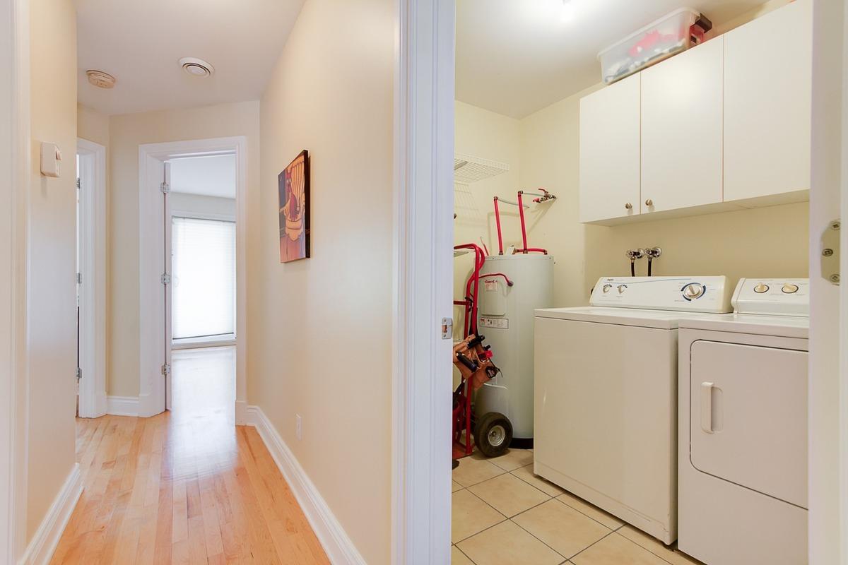 Condo à vendre Montréal Rosemont / La Petite Patrie - Salle de lavage