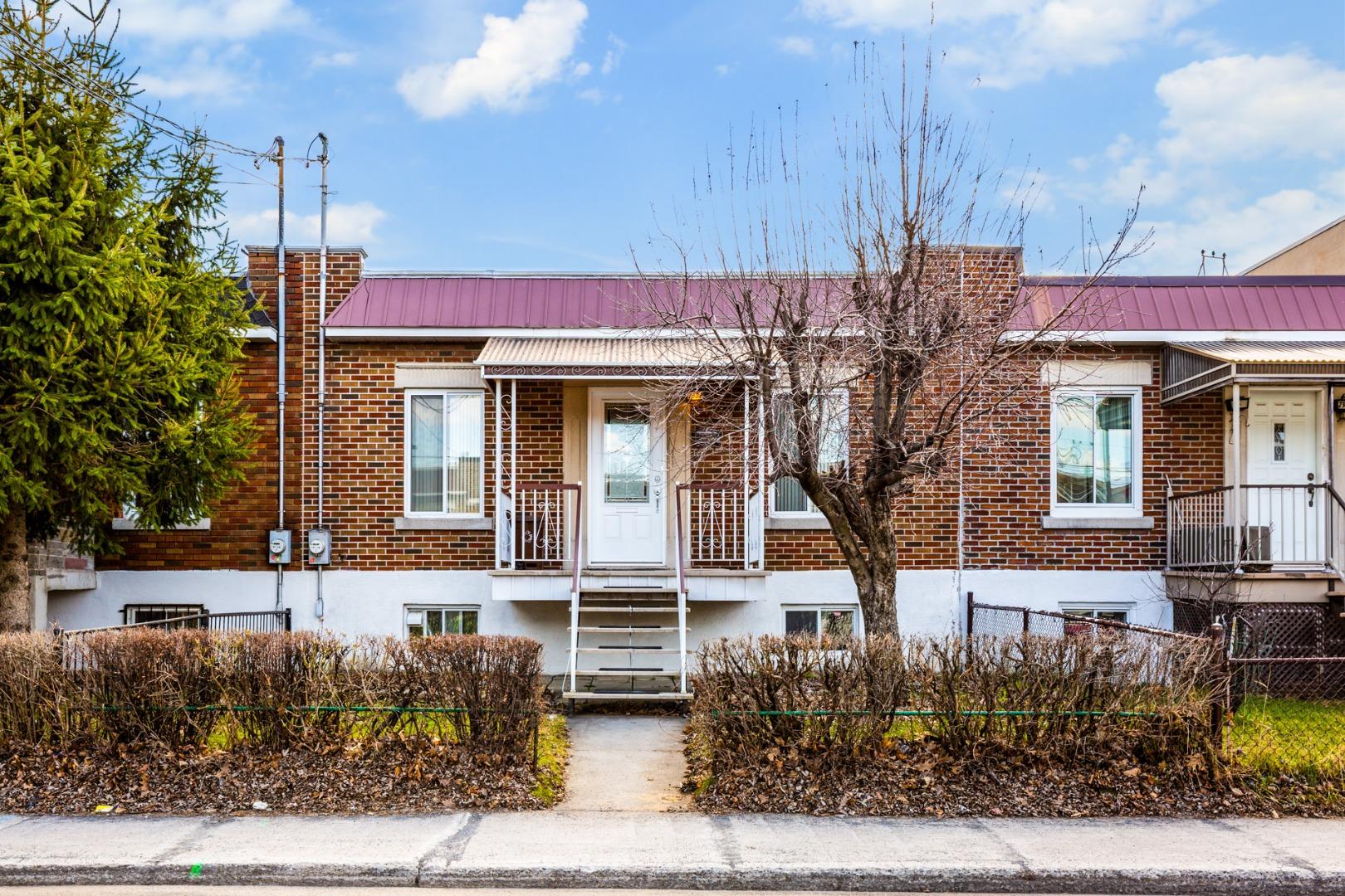 Maison à vendre Montréal - 7338, 14e Avenue