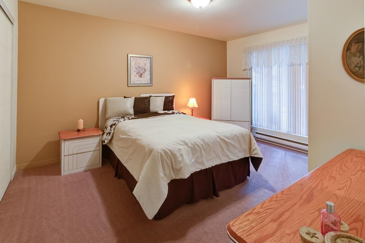 Condo à vendre Montréal Le Plateau Mont-Royal / Mile-End - Chambre à coucher principale