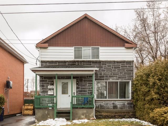 Maison à vendre Laval - 116, rue Cousineau