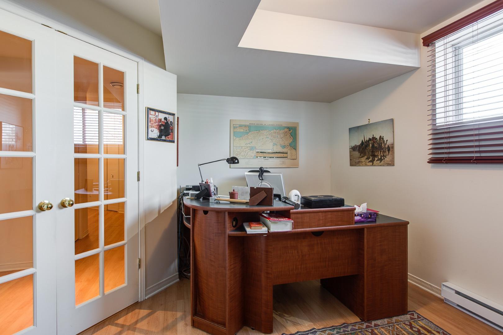 Maison à vendre Laval Fabreville - Bureau ou chambre à coucher