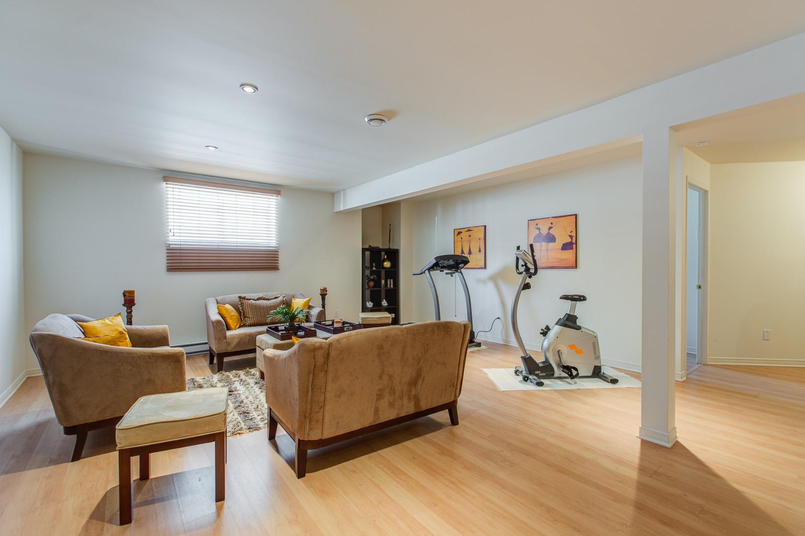 Maison à vendre Laval Fabreville - Salle familiale