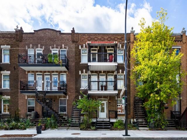 5 logements à vendre Villeray - 7424-7428, rue St-Denis