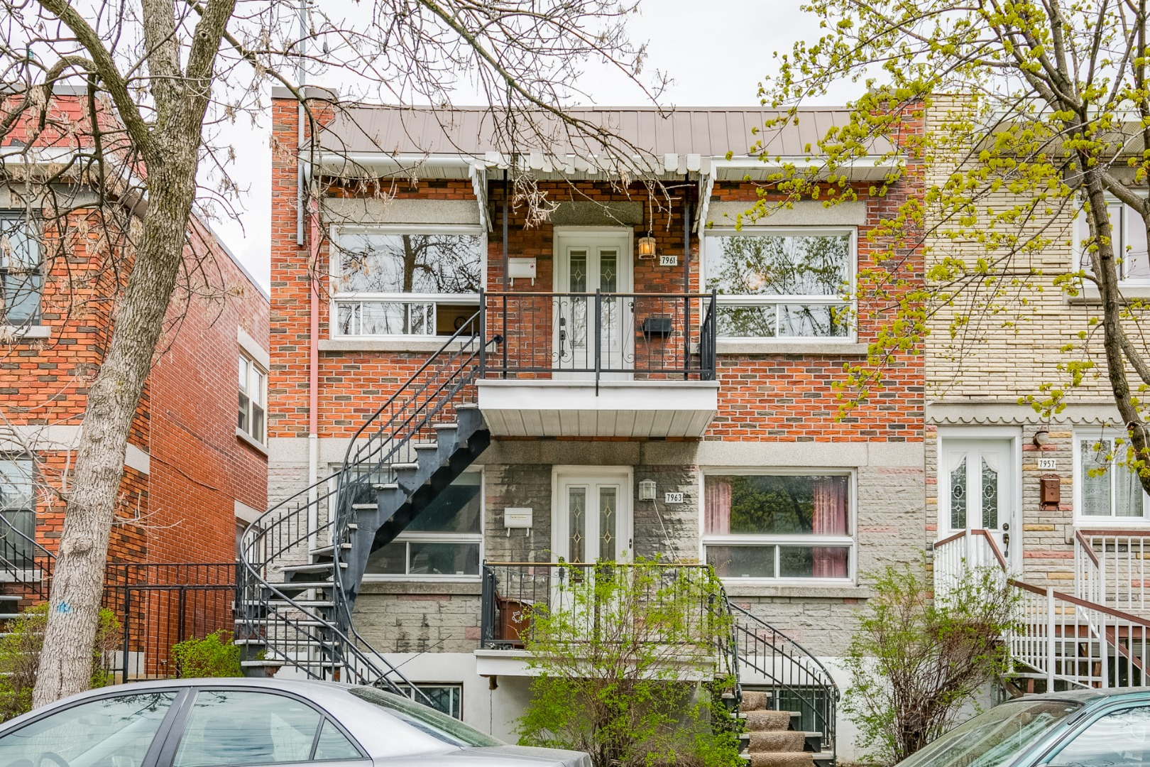 Copropriété indivise à vendre Villeray - 7961, rue Boyer