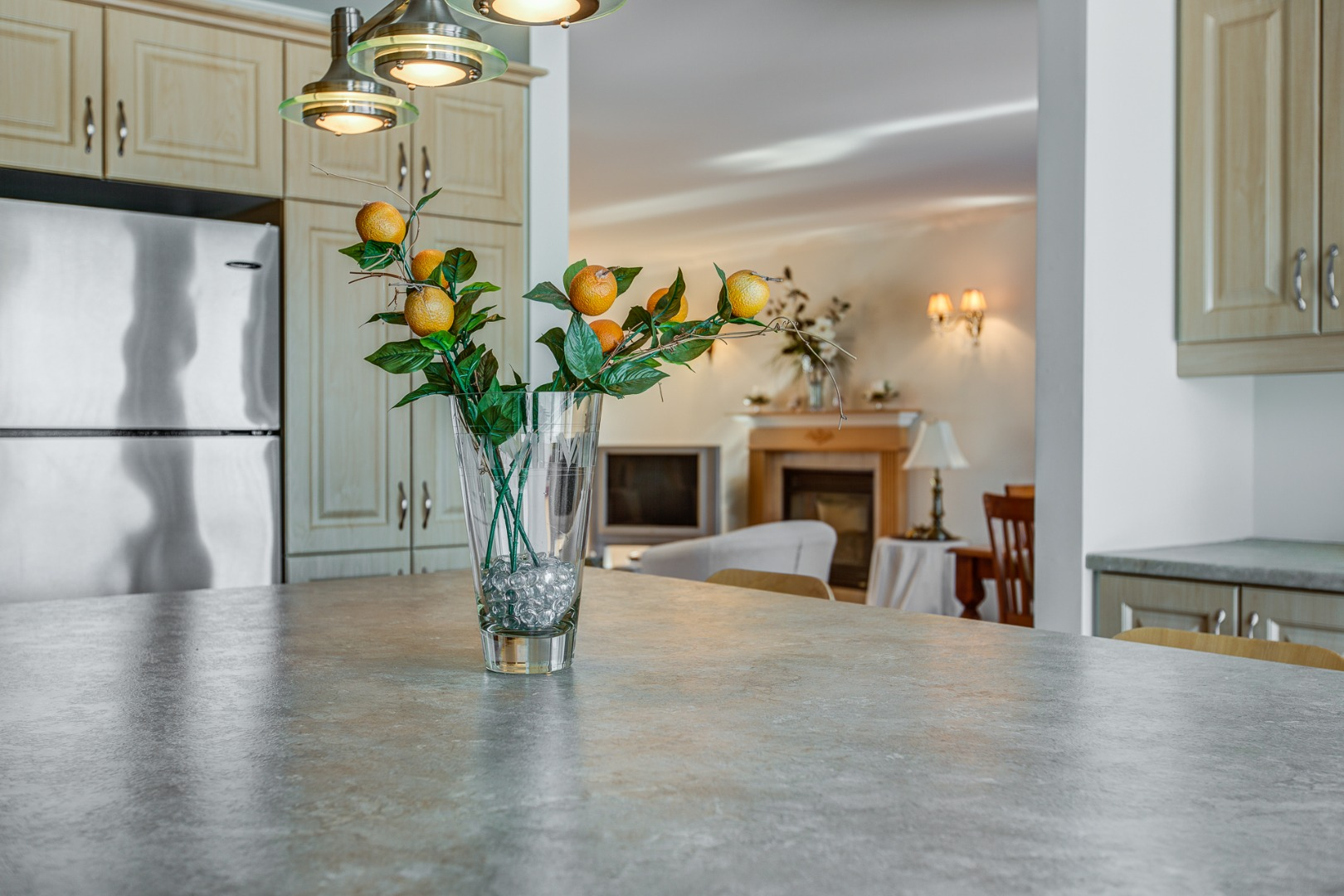 Maison à vendre Laval Fabreville - Cuisine
