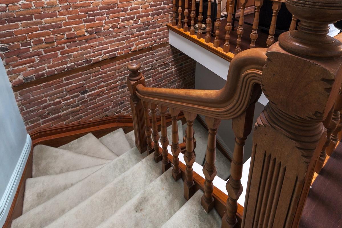 Escalier - Condo à vendre Plateau Mont-Royal