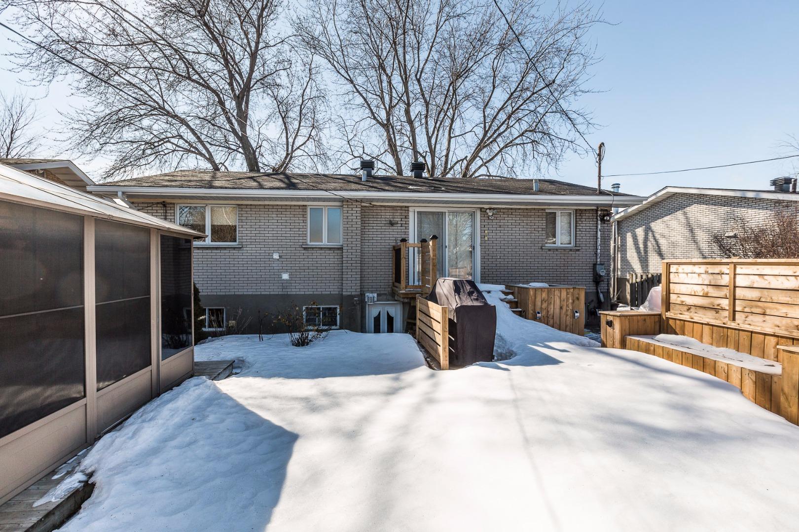 Maison à vendre Montréal - 95 rue des Épinettes