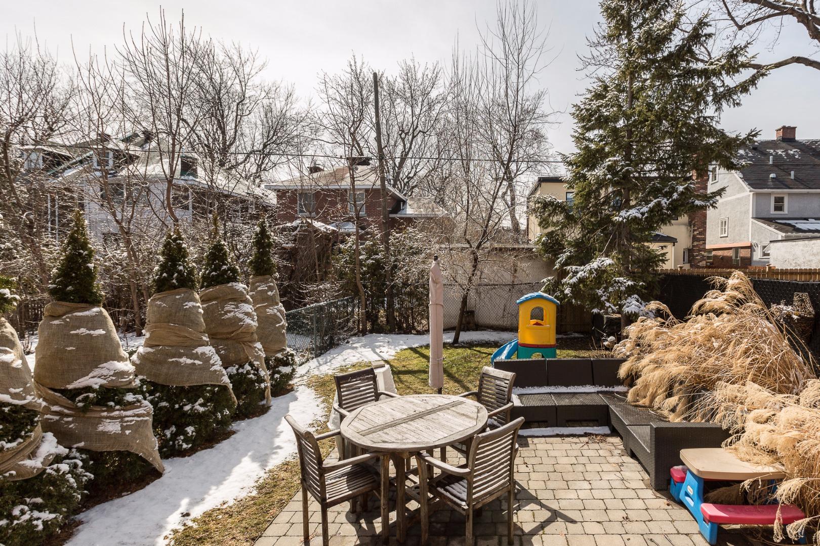 Maison à vendre Montréal-Ouest - 142, Av. Westminster N.