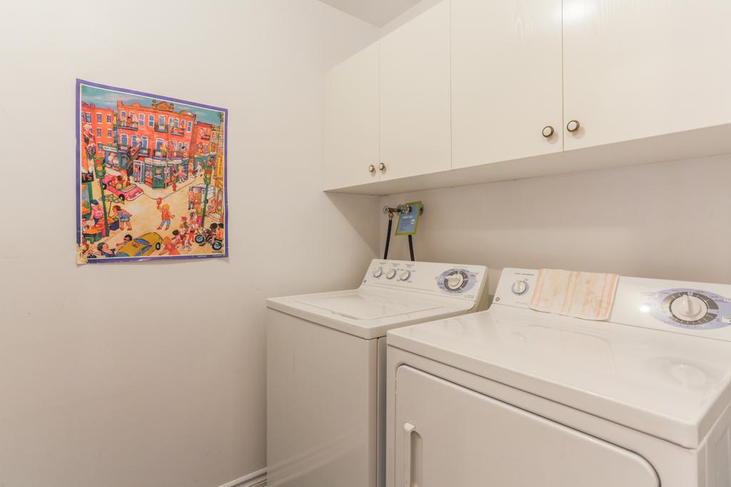 Salle de lavage - Condo à vendre Montréal Villeray