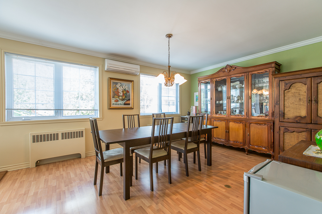 Maison à vendre Montréal Mercier / Hochelaga-Maisonneuve - Salle à manger