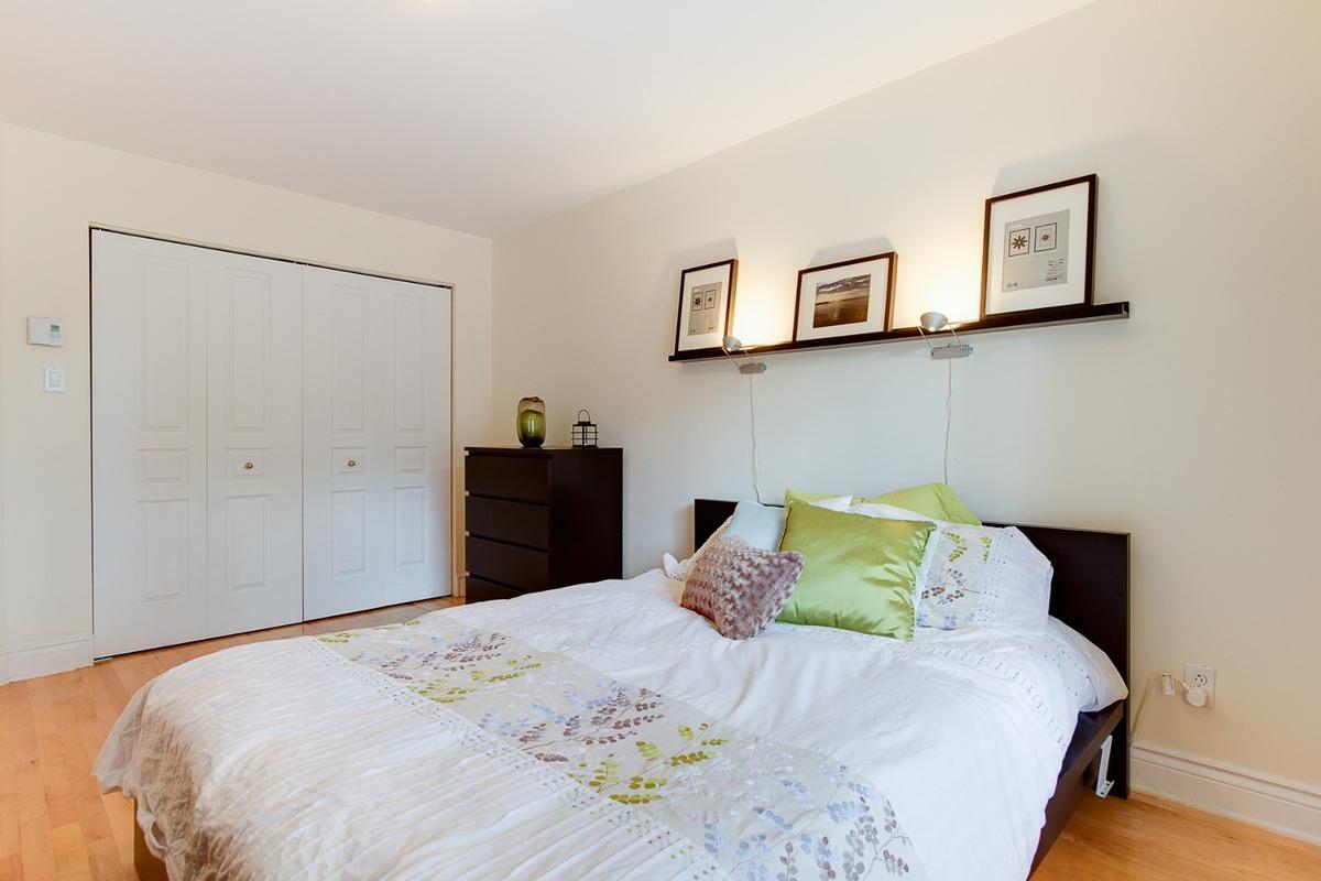 Condo à vendre Montréal Rosemont / La Petite Patrie - Chambre à coucher principale