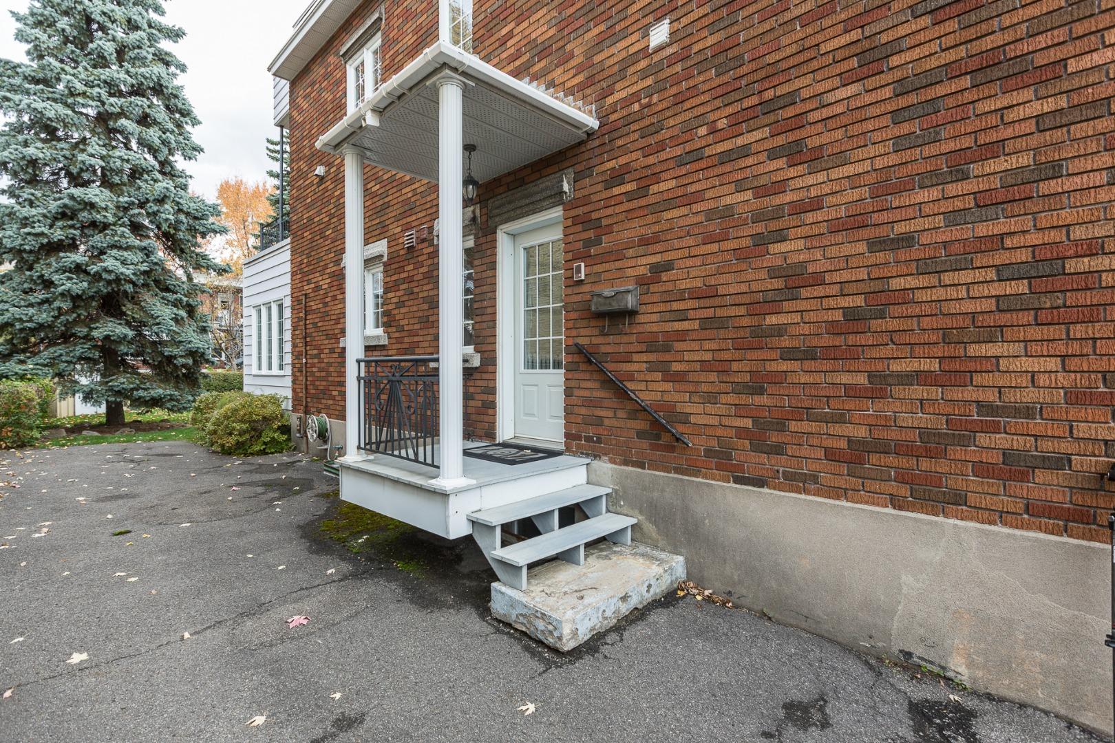 Duplex à vendre Montréal Ahuntsic-Cartierville-Nouveau Bordeaux - Extérieur