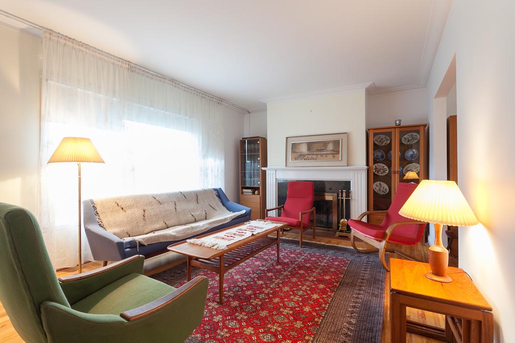 Salon - Maison à vendre Ville Mont-Royal